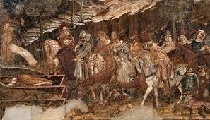 pisa death fresco