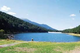 an lake