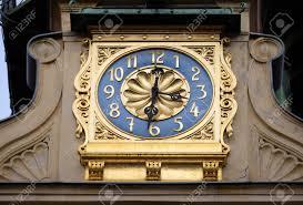 gr clock