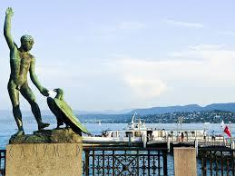 zu bukel statue