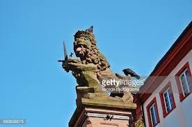 heidel lion fountain