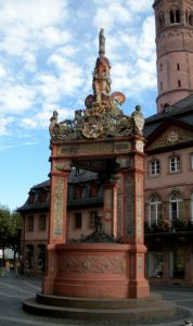 Mainz Market-Fountain
