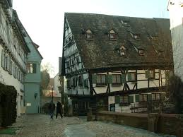 ulm crooked house