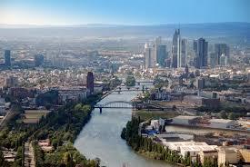 Frankfurt On The Main River Yamarella - Frankfurt river