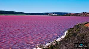 es pink lake