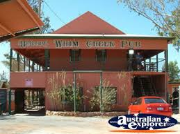wa whim creek pub