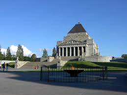 mel shrine of rememberance