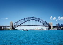 syd harbor bridge