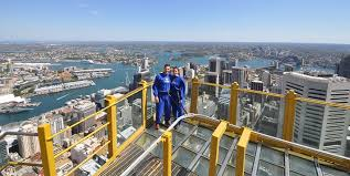 syd tower skywalk