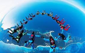 pai skydiving