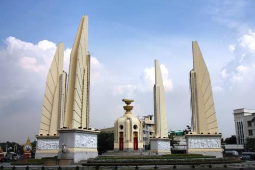 bang Democracy_monument,_Bangkok,_Thailand