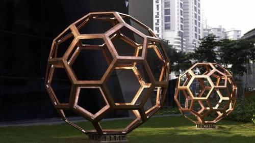 k ilham sculptures