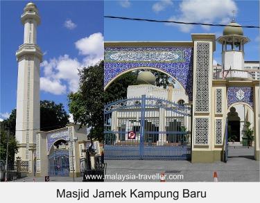 k kampung masjid