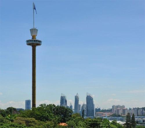sing sky tower