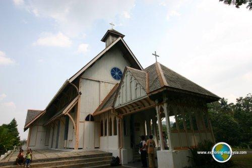 tai all saints church