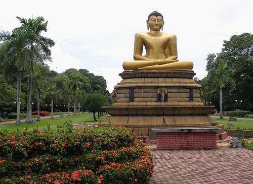 col Viharamahadevi-Park