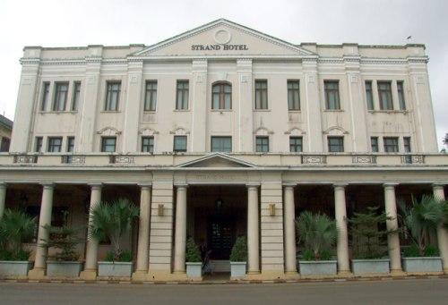 yan Strand-Hotel