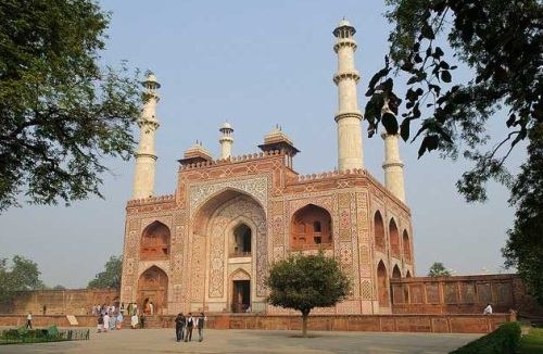 Agra - An Architectural Marvel of India tourism destinations
