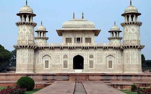 agra Itmad-Ud-Daulah-Tomb-Agra