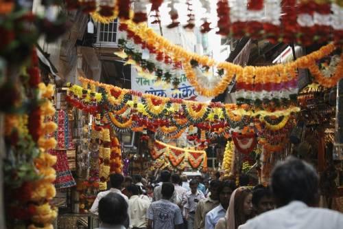 agra Kinari-Bazaar
