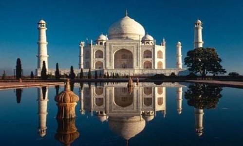 agra Taj-Mahal-Agra-India