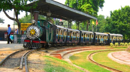 dar railway museum