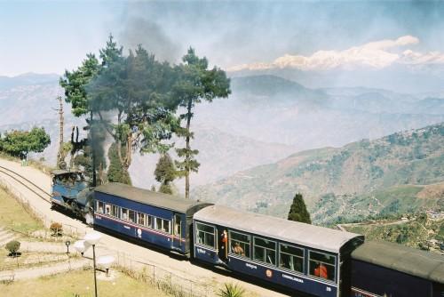 dar railway