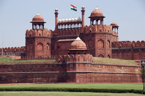 del red-fort-india