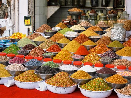 del spice market in delhi