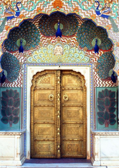 jai peacock gate
