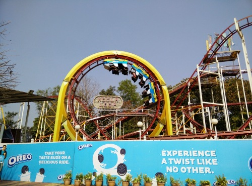 mum Roller_coaster,_EsselWorld