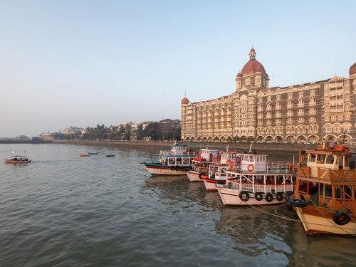 Mumbai-harbour