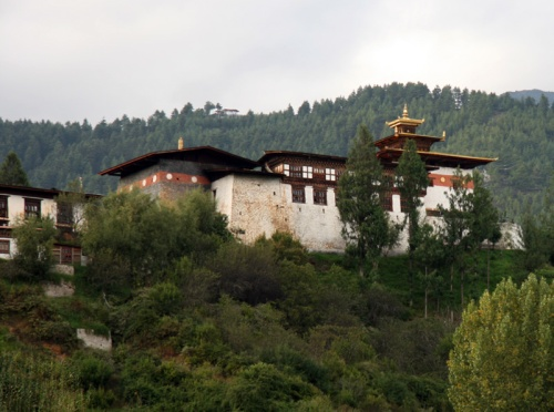 Changangkha Lhakhang (Monastery)