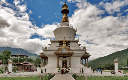thi national memorial chorten