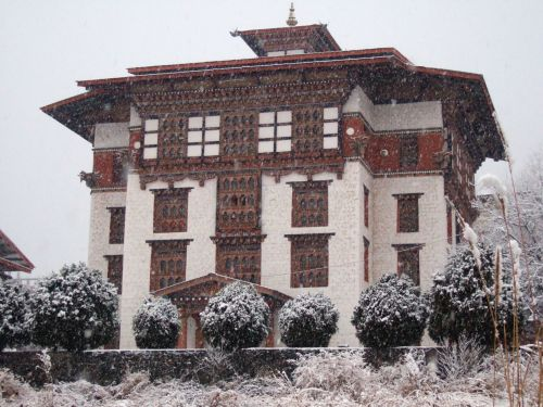 thi National_Library-Thimphu-Bhutan-2008_01_23