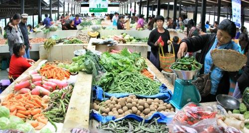 thi thimphu_weekend_market
