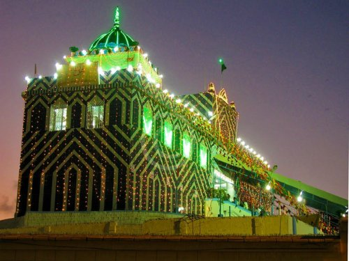 ka-shrine-of-hazrat-abdullah-shah-ghazi-wallpaper