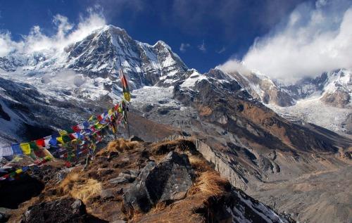 kath Annapurna Sanctuary Trek Nepal