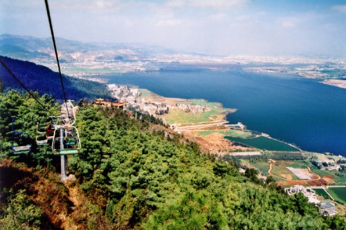 kun-dian-lake-from-western-hills