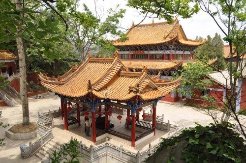 Kunming - Bamboo Temple