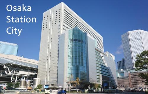 大阪駅風景