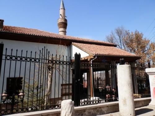 ank alattin mosque