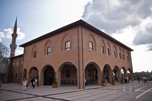 ank haci mosque