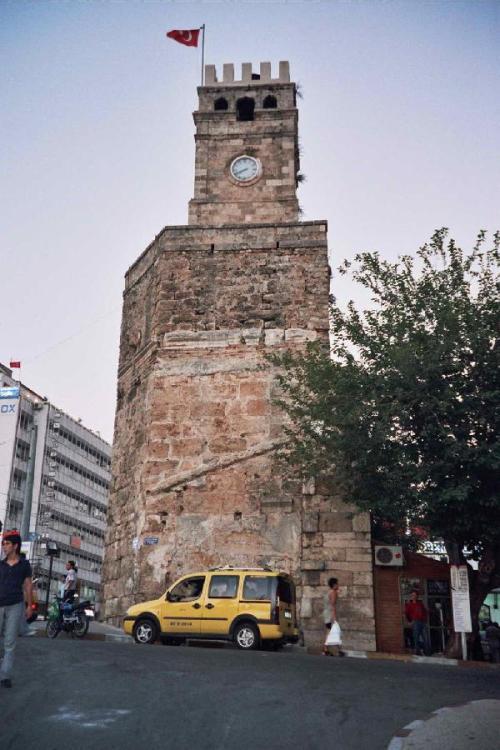 ant saat kulesi