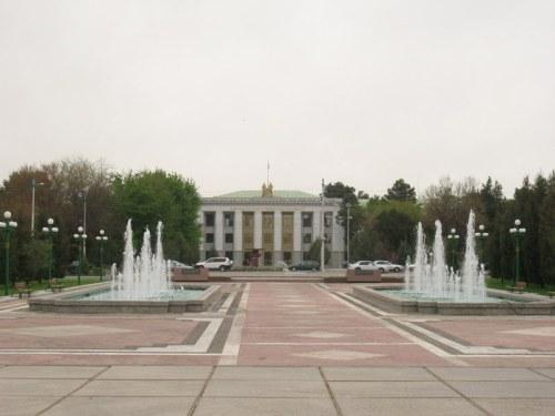 Universiteit van Ashgabat