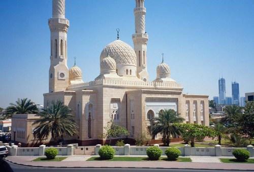 dub jum mosque