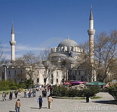 tur beyazit mosque