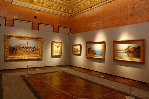 tur dolmache painting museum