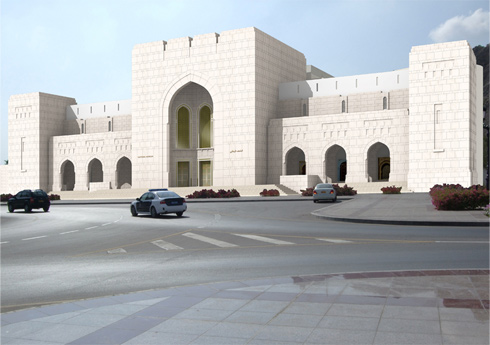 oman national_museum_of_oman