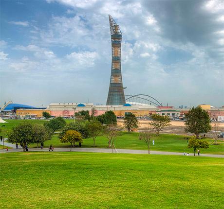 qatar aspire-park